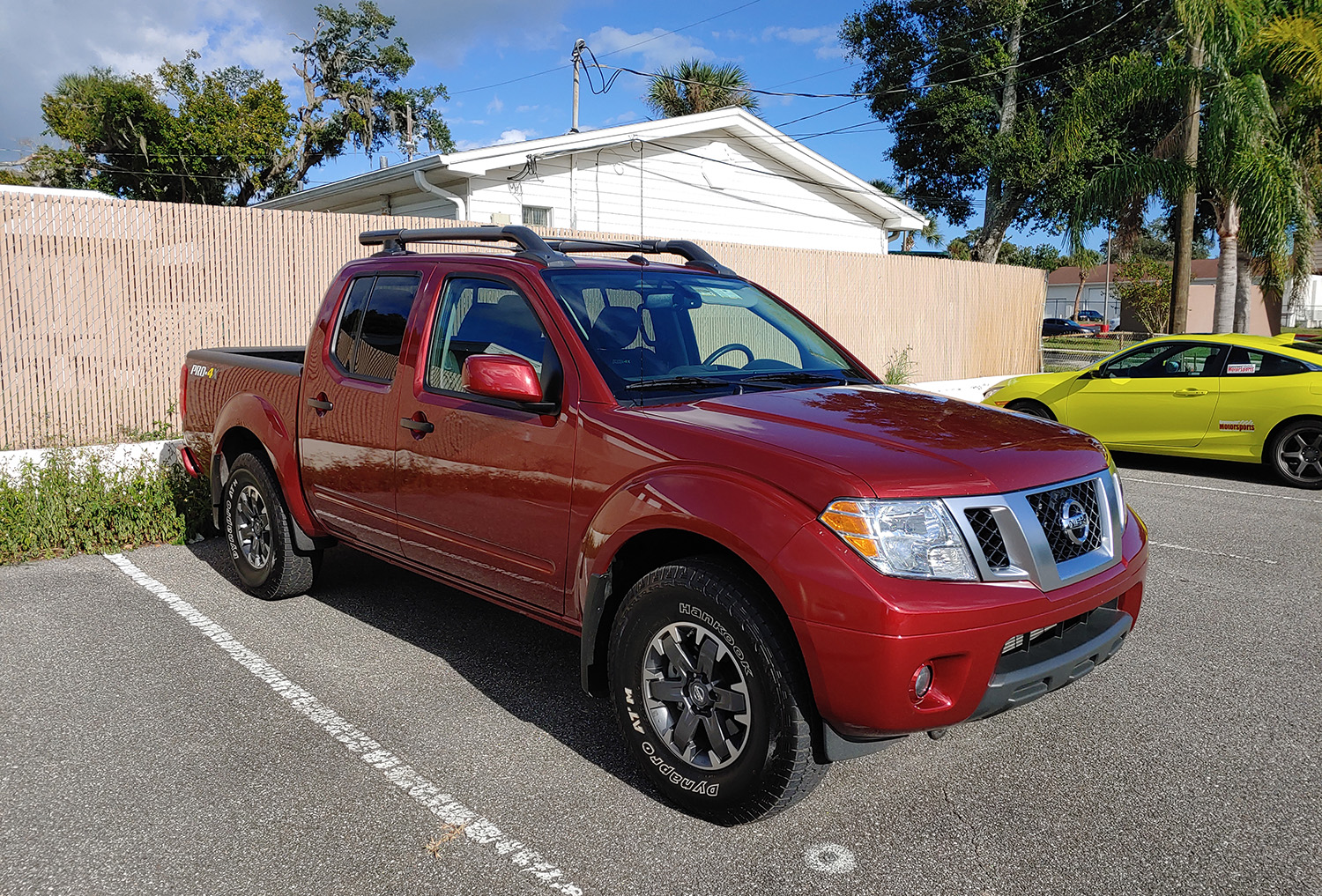 2019 Nissan Frontier Pro 4x Crew Cab 4x4 Automatic V6 New Car Reviews Grassroots Motorsports