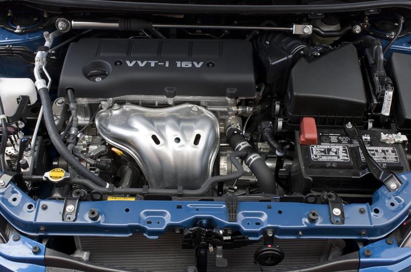 2009 Toyota Corolla Matrix Xrs  New Car Reviews