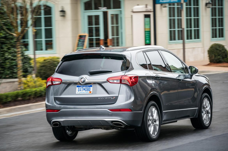 2019 Buick Envision Envision AWD Premium II: New car reviews
