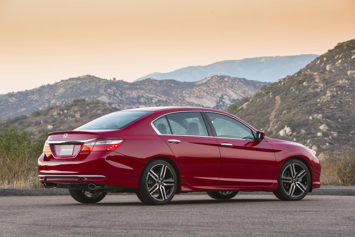 2016 Honda Accord Sport New Car Reviews We