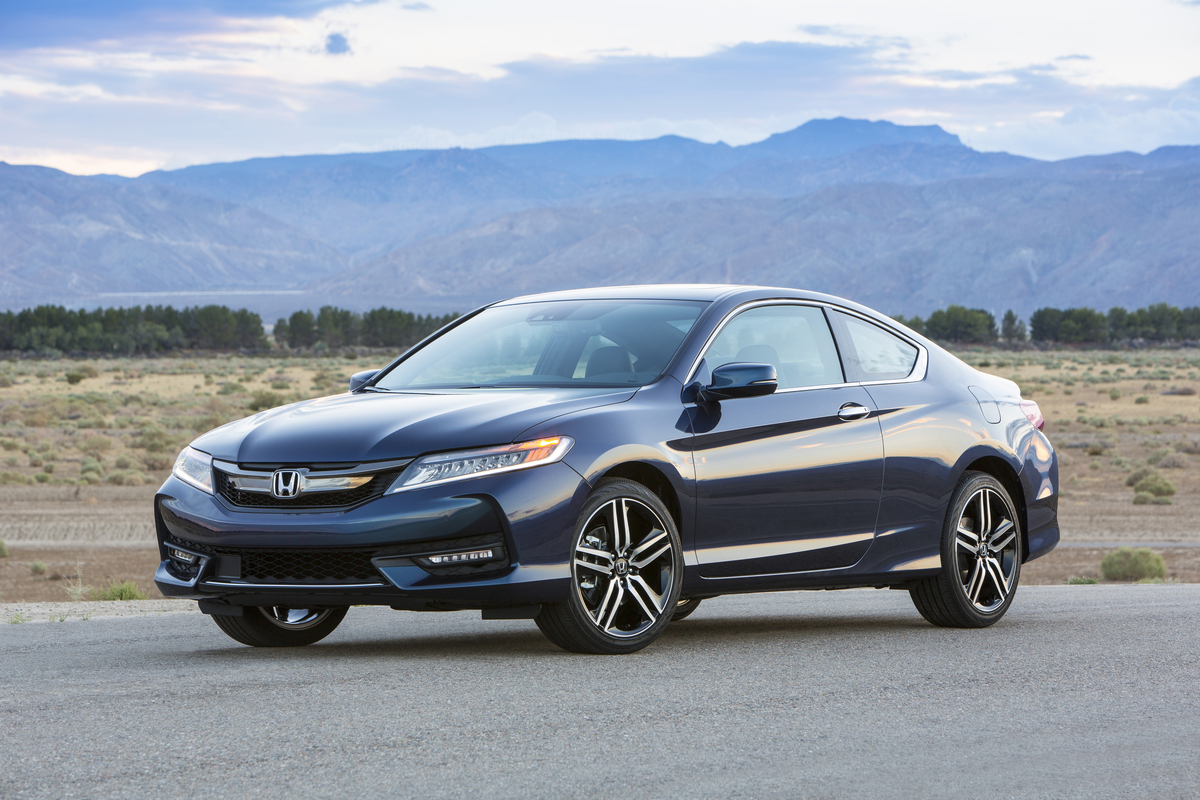 2014 Honda Accord EXL Navi Coupe Review Notes Autoweek