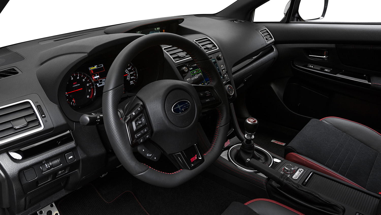 2018 Subaru Wrx Sti Limited New Car Reviews Grassroots Motorsports