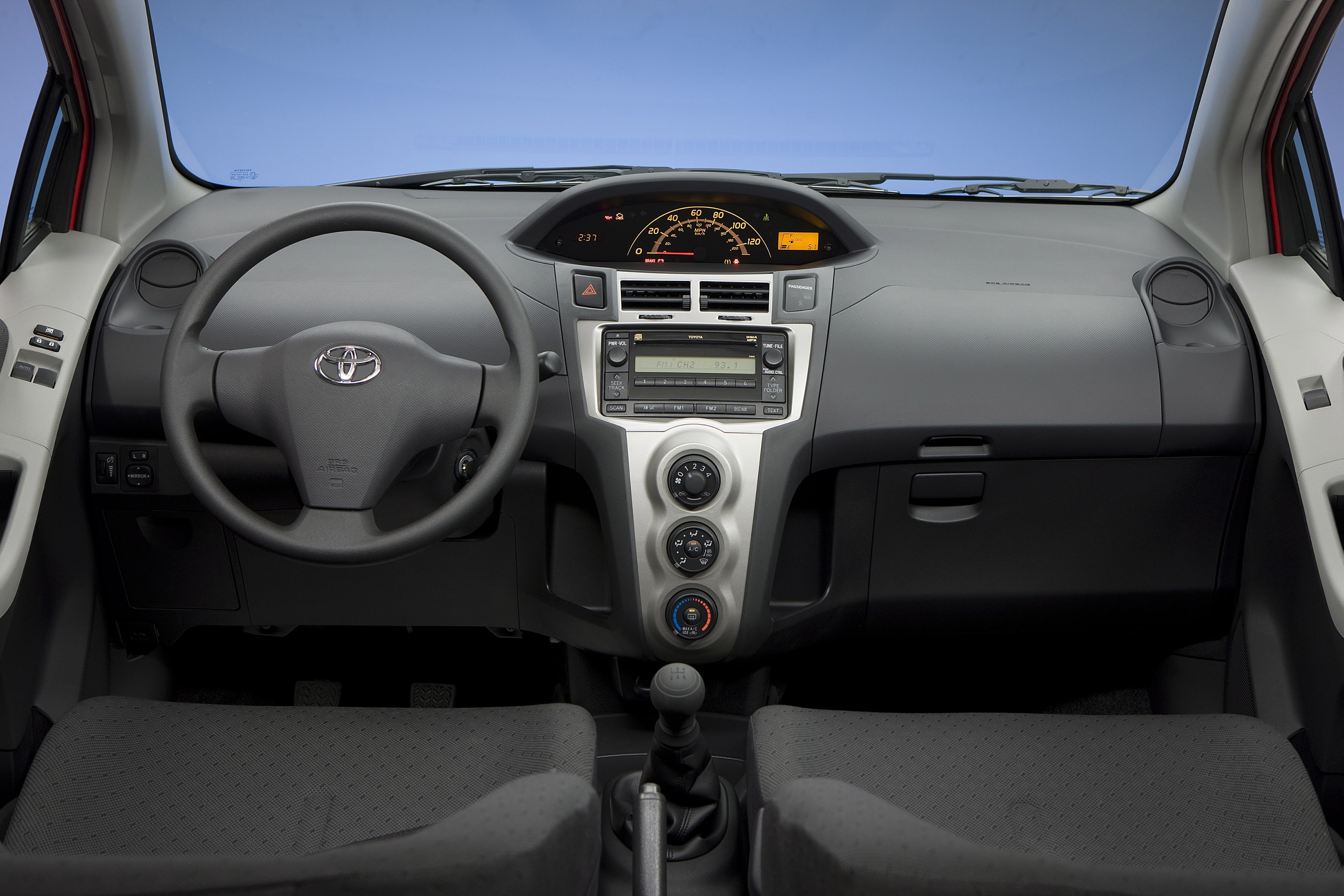 Superior 2009 Toyota Yaris New Car Reviews