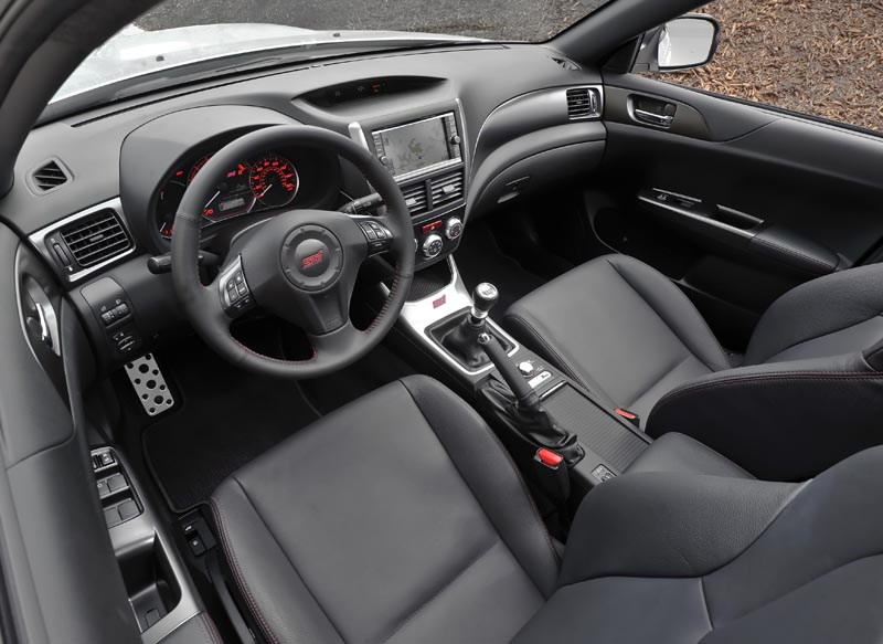 2011 Subaru Impreza Wrx Sti New Car Reviews Grassroots Motorsports