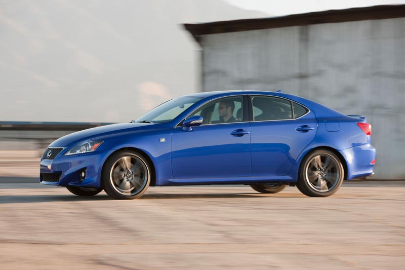 2011 Lexus IS250 New Car Reviews. When Equipped With The F Sport ...