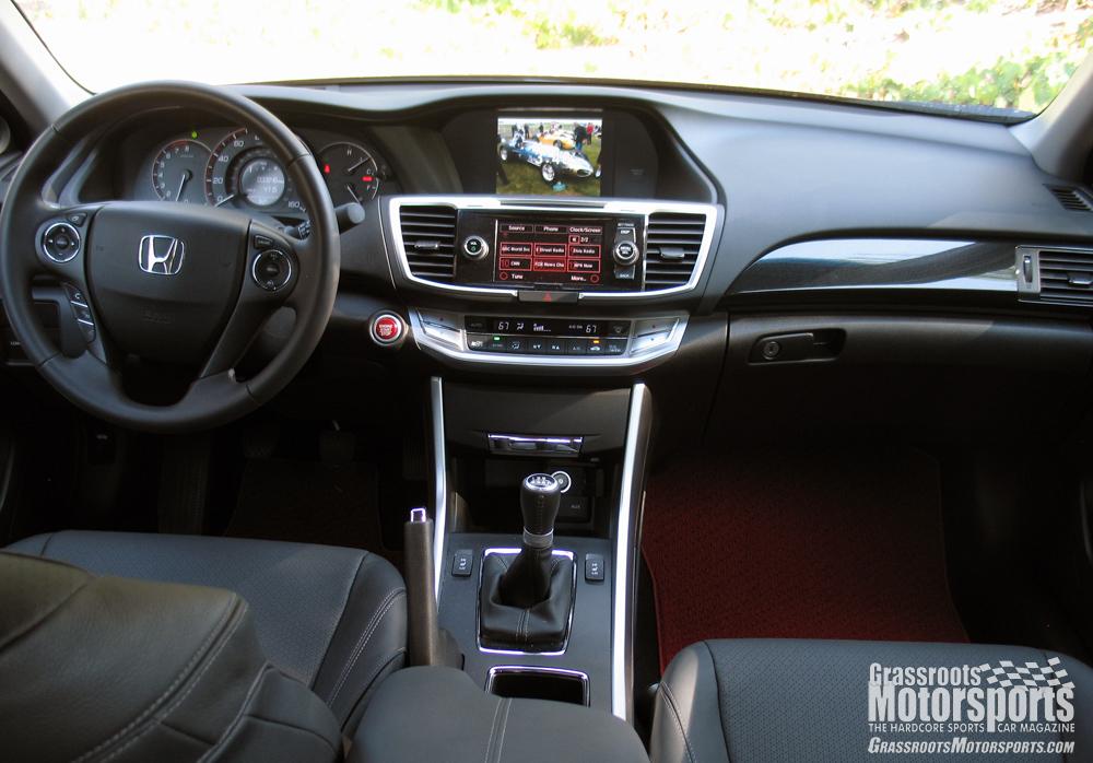 2014 honda accord hfp new car reviews grassroots motorsports rh grassrootsmotorsports com 2014 honda accord manual transmission for sale 2014 honda accord manual for sale