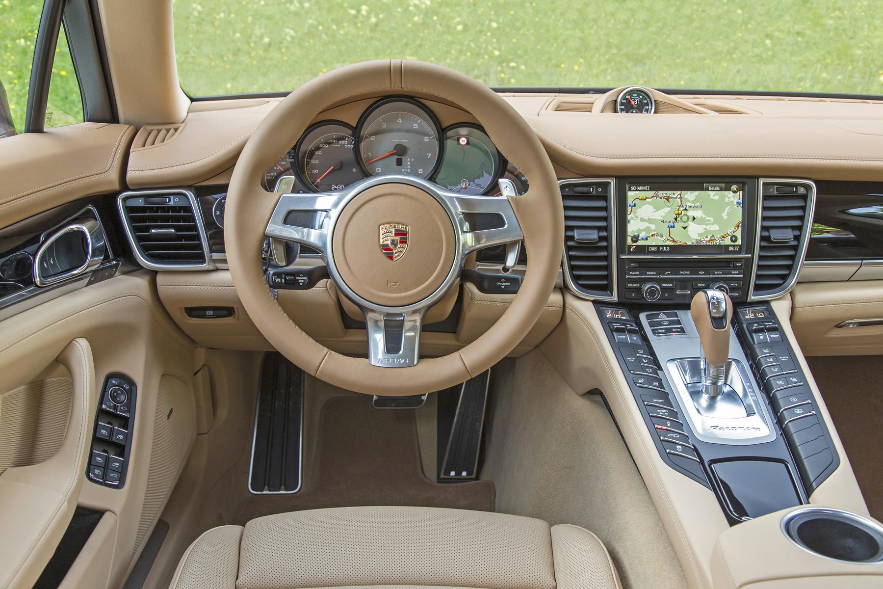 2014 Porsche Panamera 4S New Car Reviews