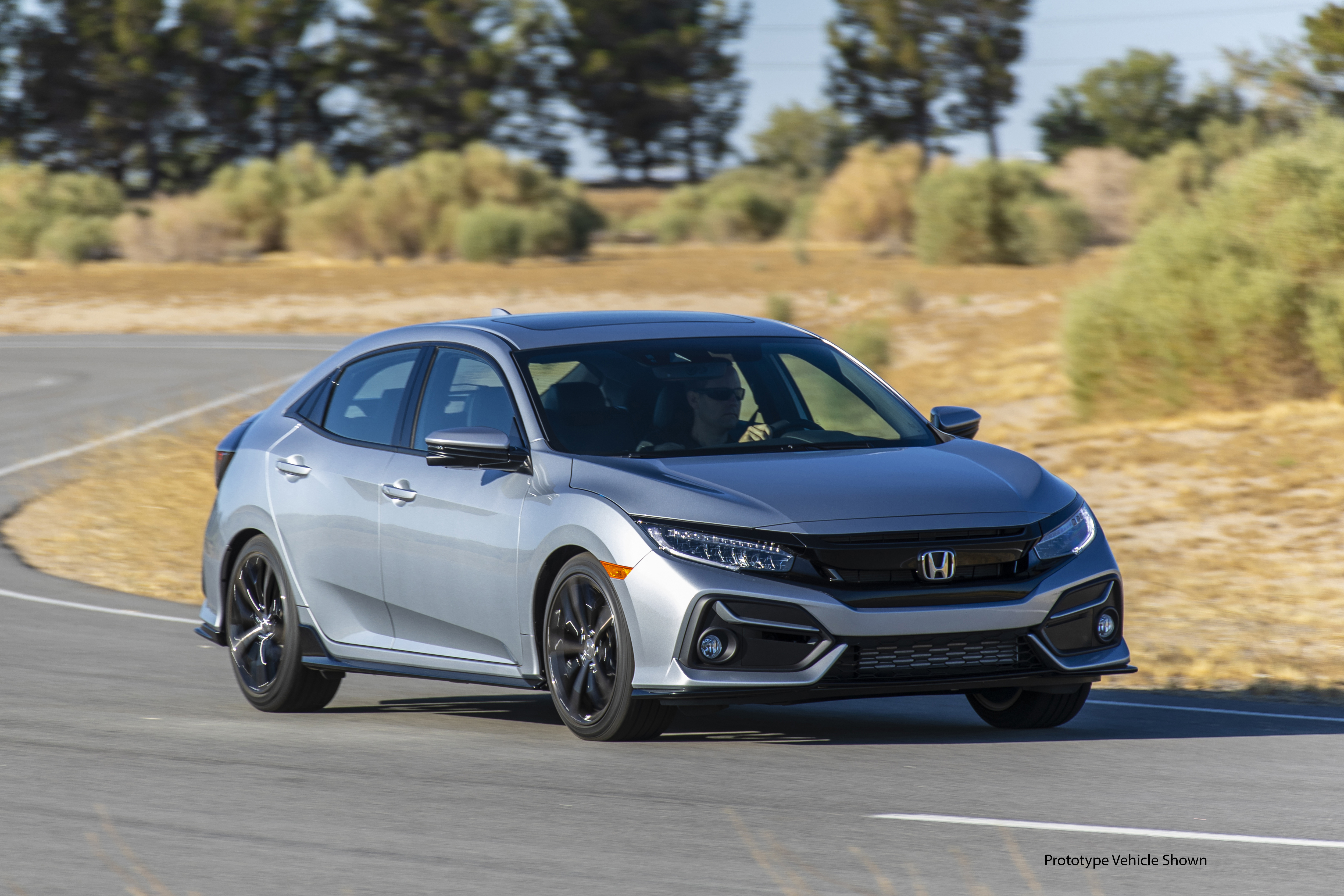 2020 Honda Civic Review.2020 Honda Civic Hatchback Sport New Car Reviews
