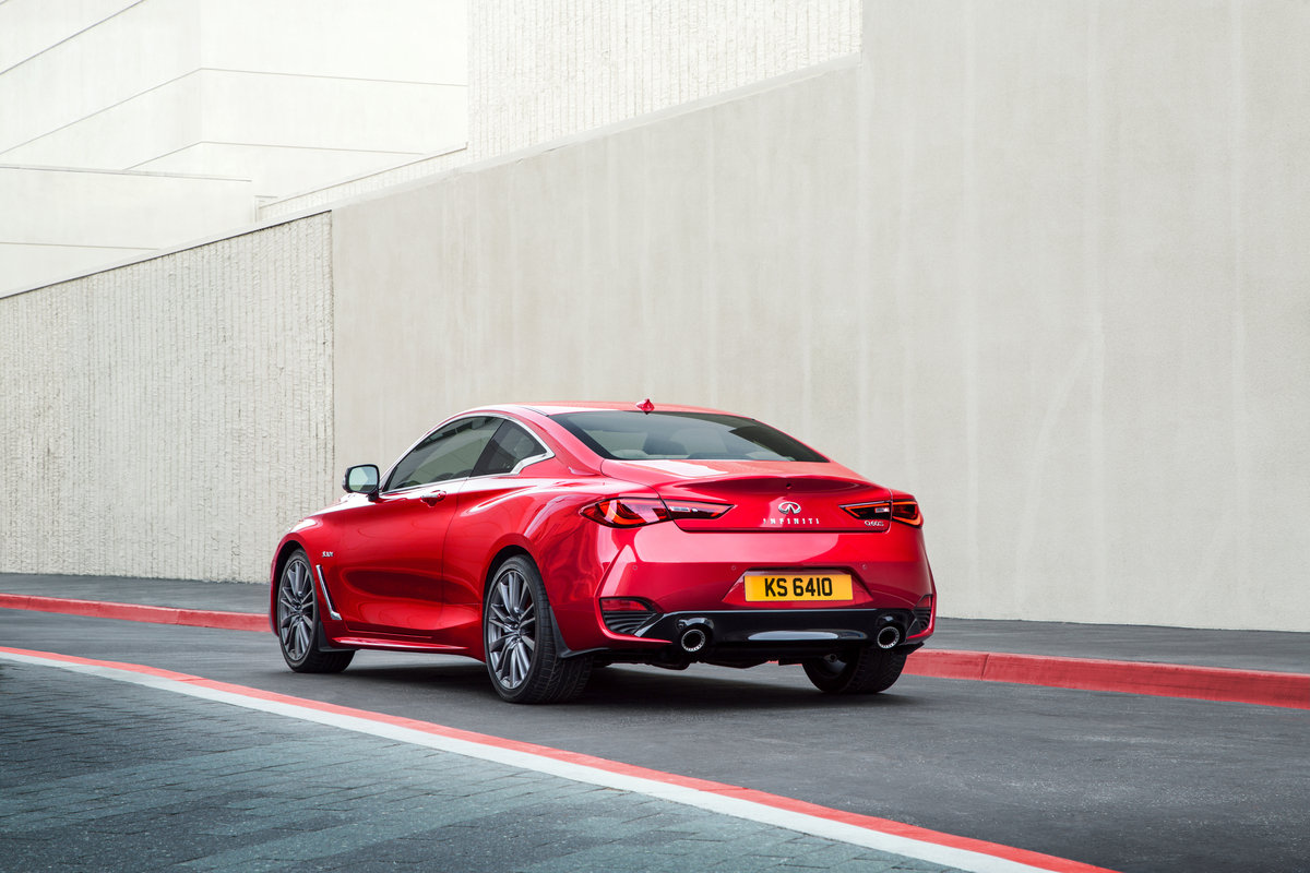2018 Infiniti Q60 Red Sport 400 New Car Reviews. The ...