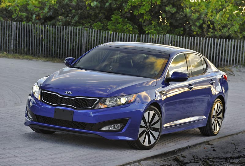 2011 Kia Optima SX Turbo New Car Reviews