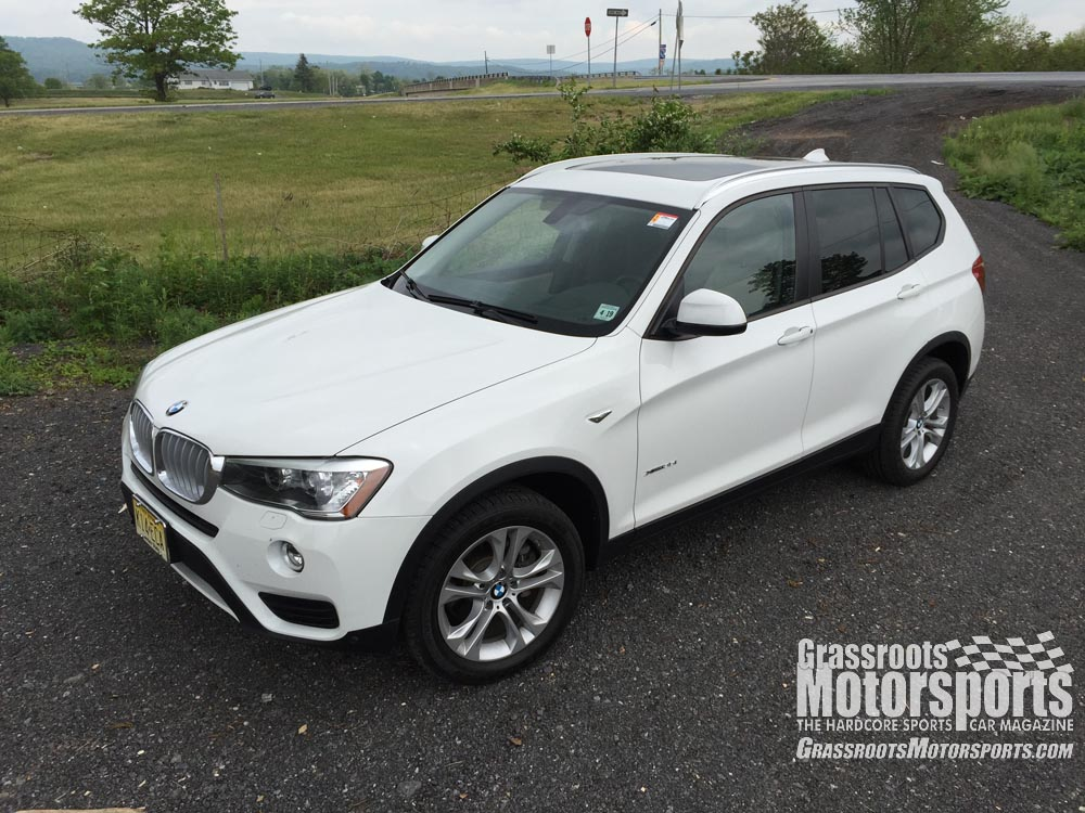 2015 BMW X3 xDrive35i: New car reviews | Grassroots ...