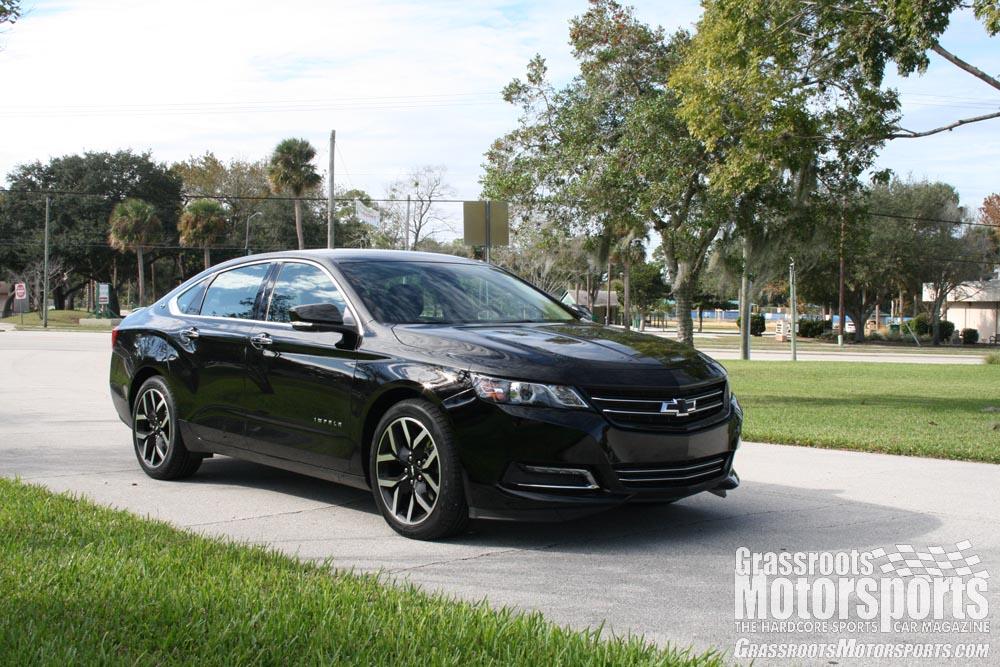 2016 Chevrolet Impala 2lz New Car Reviews Grassroots