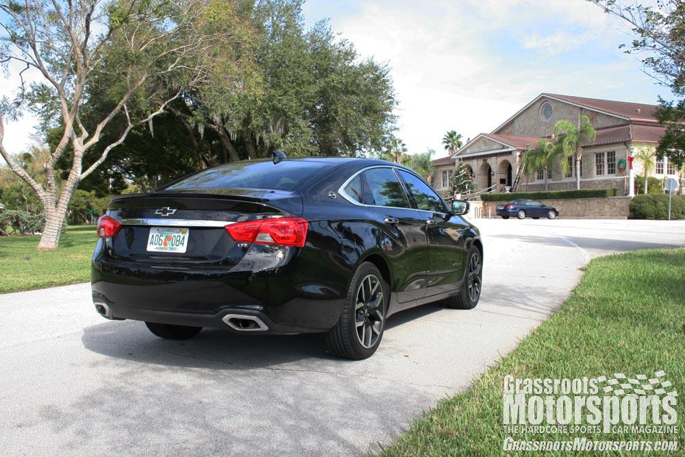 2016 Chevrolet Impala 2lz >> 2016 Chevrolet Impala 2lz New Car Reviews Grassroots