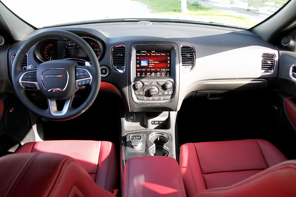 2016 Dodge Durango R/T: New car reviews | Grassroots Motorsports