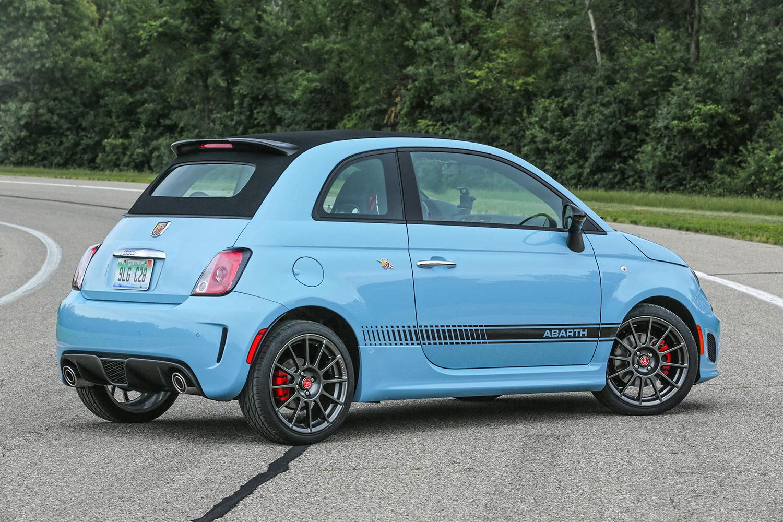2017 Fiat 500c Abarth New Car Reviews Grassroots