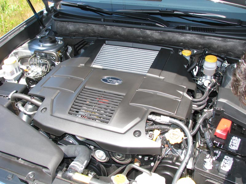 2010 Subaru Legacy 2 5gt Limited  New Car Reviews