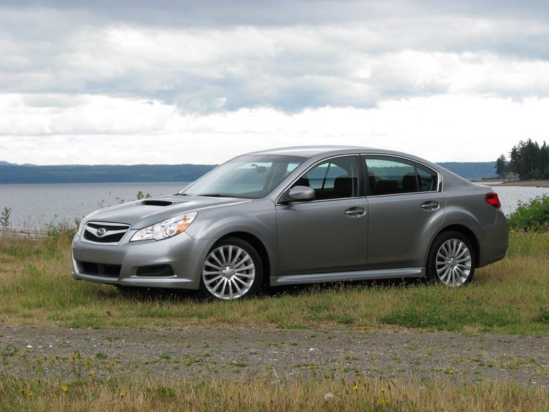 2010 Subaru Legacy 2.5GT Limited: New car reviews | Grassroots ...