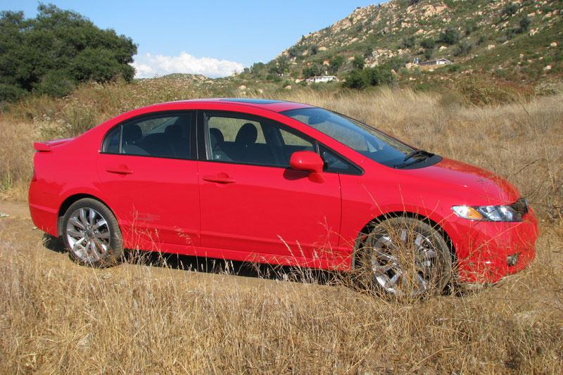 Beautiful 2010 Honda Civic Si New Car Reviews