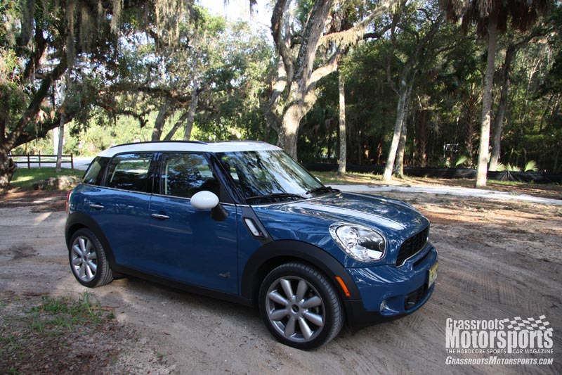 2011 Mini Cooper S Countryman All4 New Car Reviews Grassroots