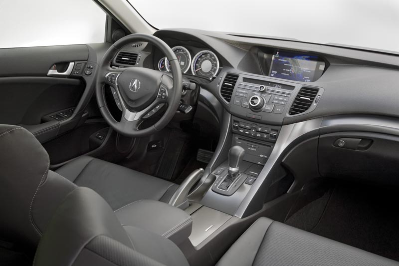 2011 acura tsx v6 with technology package new car reviews