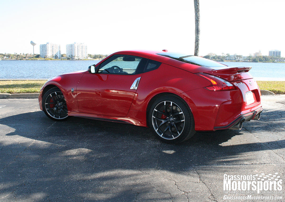 2015 Nissan 370Z Nismo: New car reviews | Grassroots Motorsports