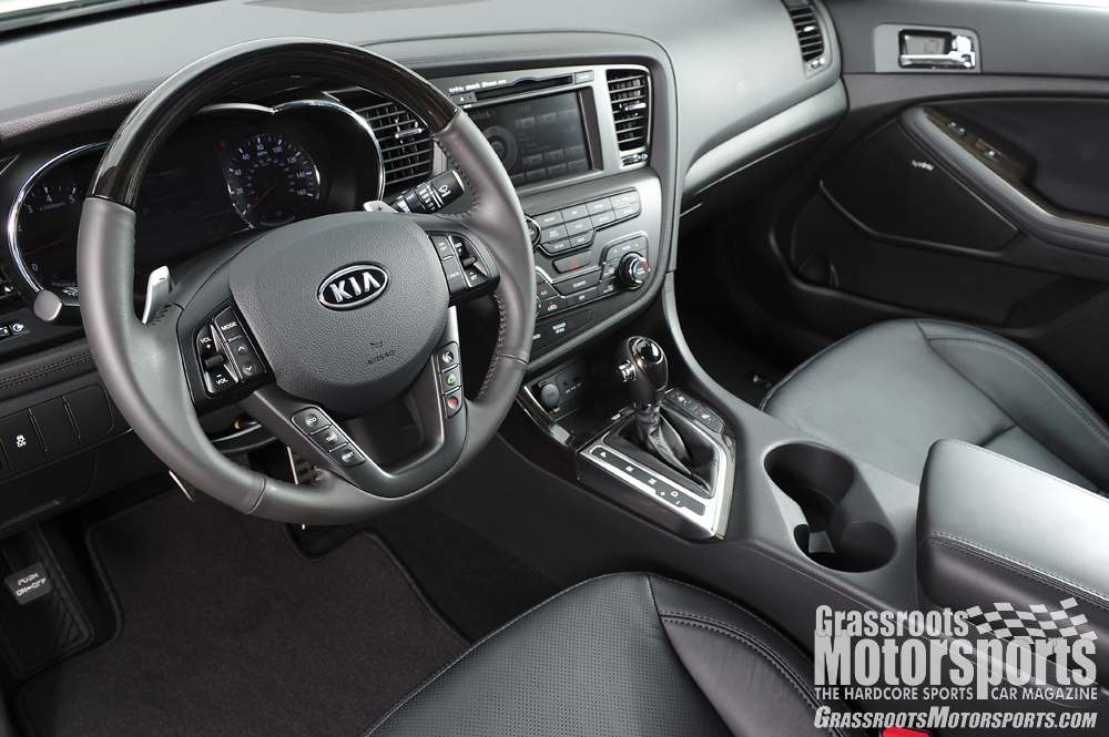 2012 Kia Optima SX New Car Reviews