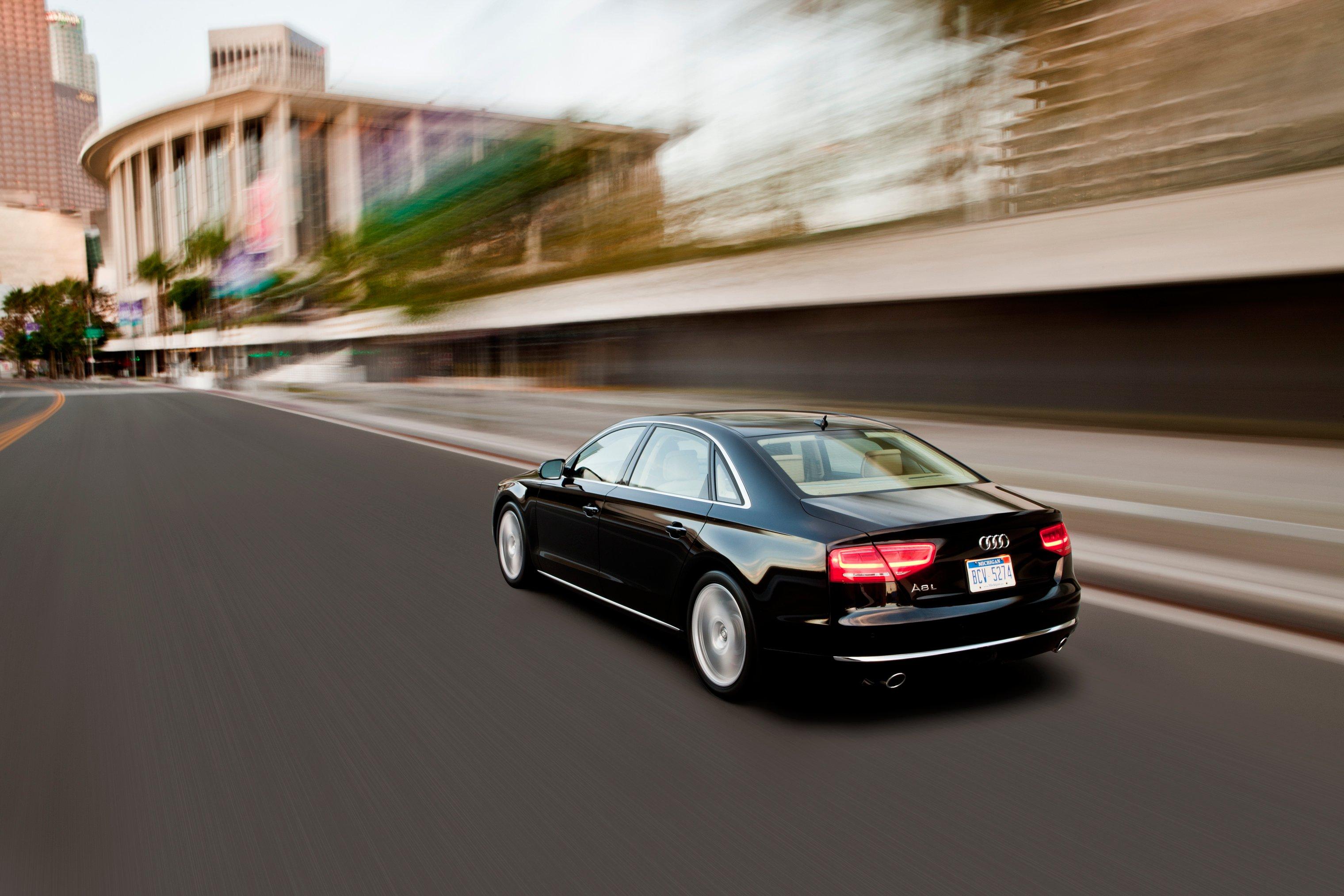 2017 Audi A8 L New Car Reviews