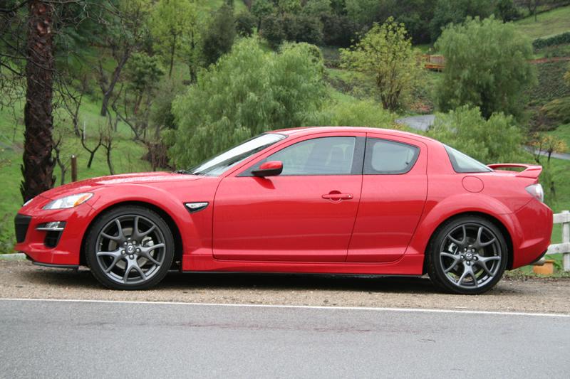 Mazda rx 8 r3 specs
