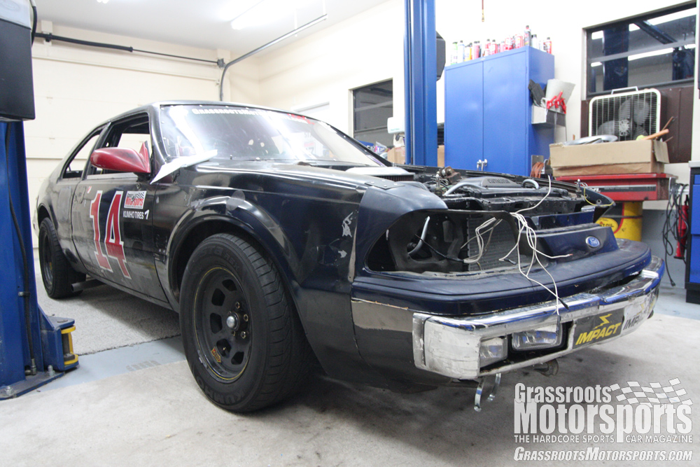 1986 Lincoln Mark Vii Project Cars Grassroots Motorsports