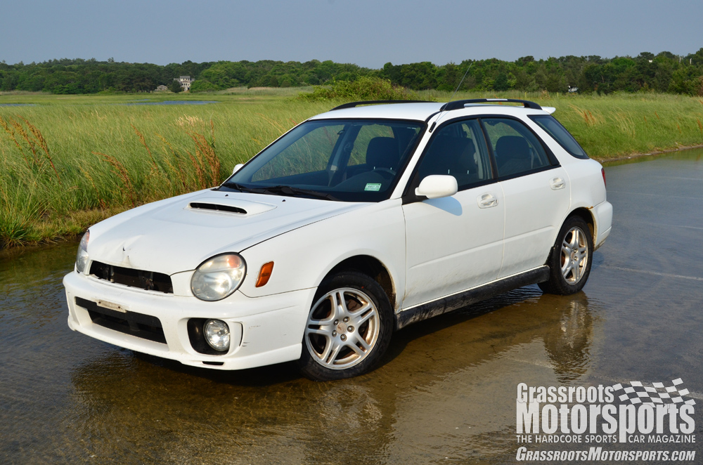 Meeting Our WRX | Subaru Impreza WRX | Project Car Updates ...