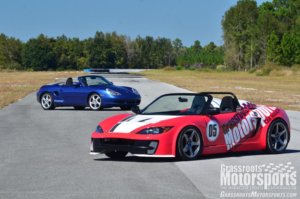 The Grassroots Motorsports Factory Five 818 is For Sale | Factory ...