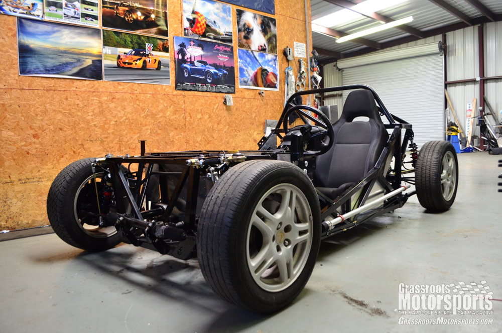 Rolling Chassis | Factory Five 818 | Project Car Updates ...