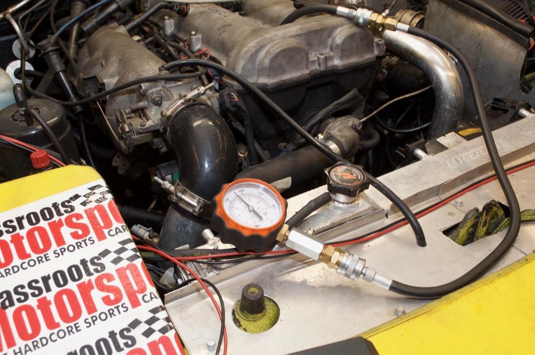 Turbo Miata Compression and Leak-Down Test | Mazda Miata | Project