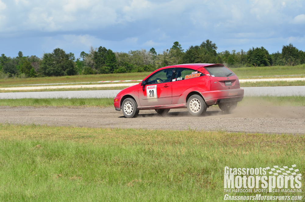 Rallycross With Rally Tires | Ford SVT Focus | Project Car Updates ...