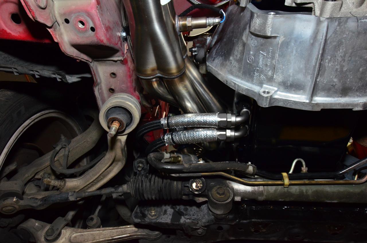 Project LSZ: Making it Run   Nissan 350Z   Project Car Updates