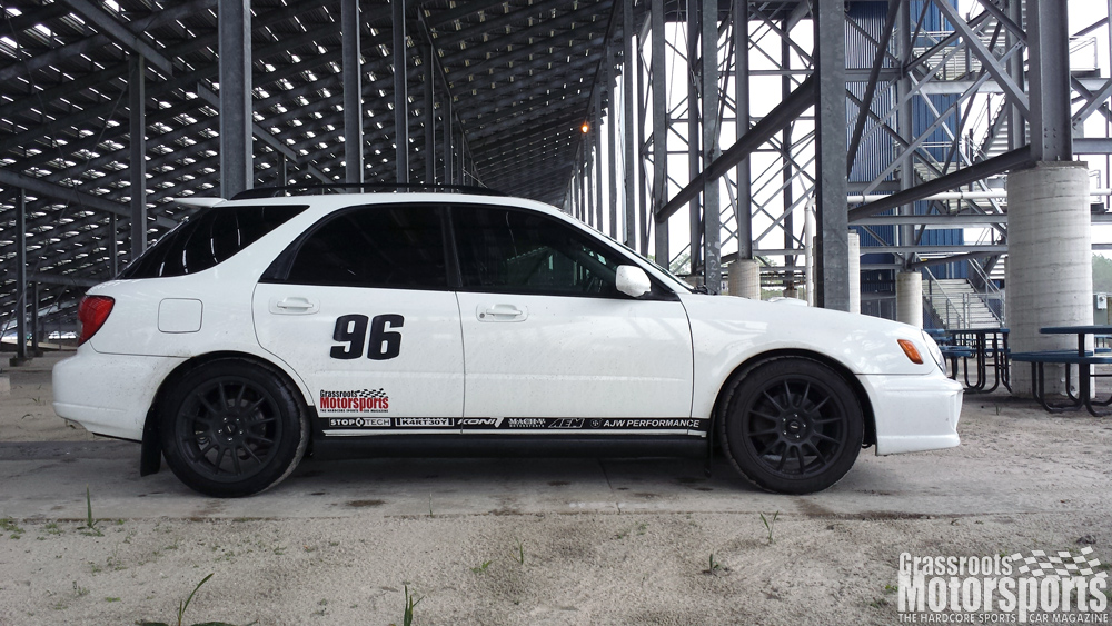 autocross fun and weigh in subaru impreza wrx project car updates grassroots motorsports. Black Bedroom Furniture Sets. Home Design Ideas