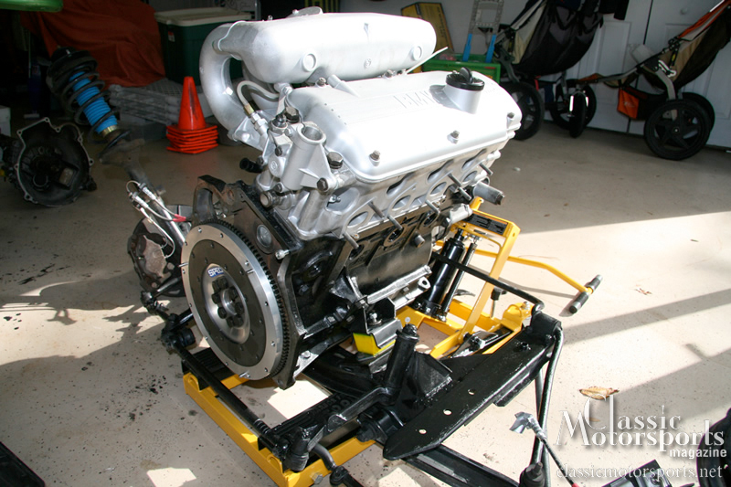 power from below bmw 2002tii project car updates classic rh classicmotorsports com 1973 BMW 2002 Tii Specs BMW 2002Ti Bauer
