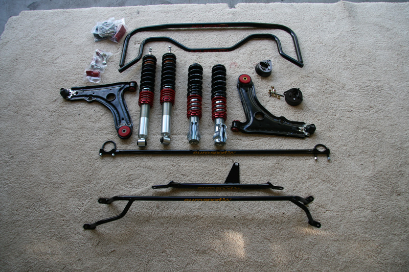 how to raise dgr coil overs