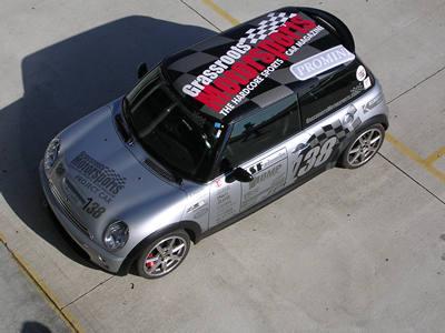 Cooper Union Motorsports  Car