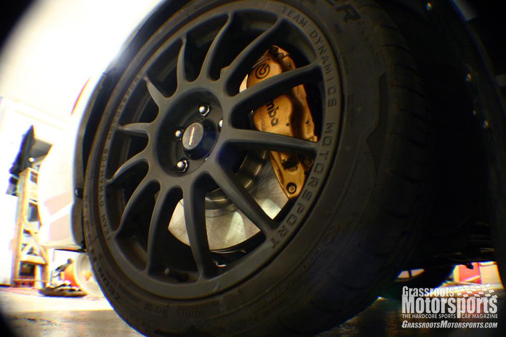 Yeah, Brembos    Subaru Impreza WRX   Project Car Updates