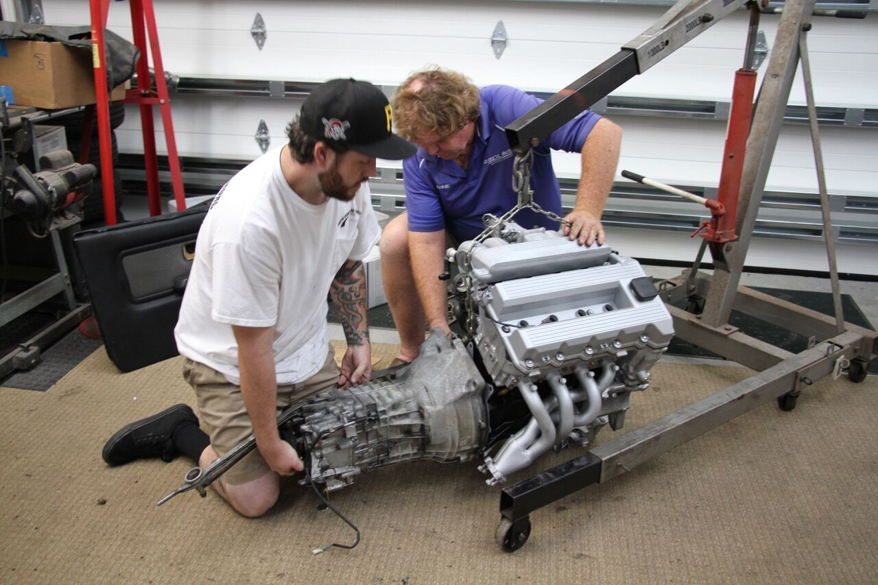 project bmw 318is upgrading engine management and clutch