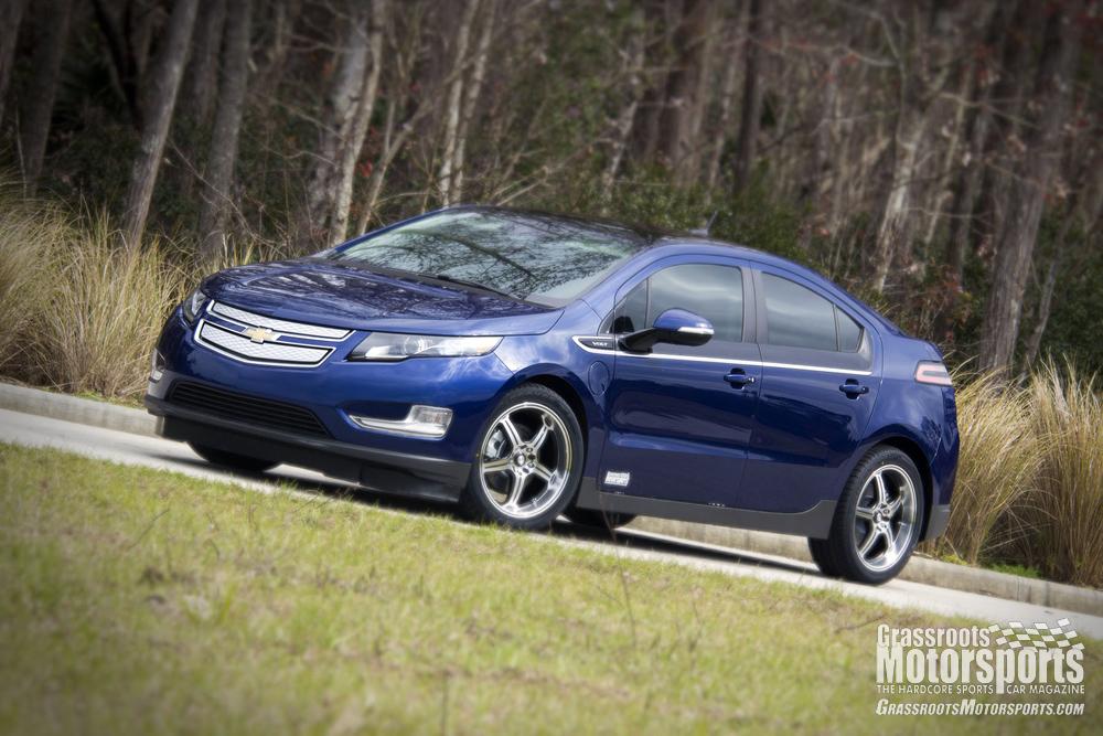 Chevy Volt Wheels >> Hello, Rolling Resistance | Chevrolet Volt | Project Car ...