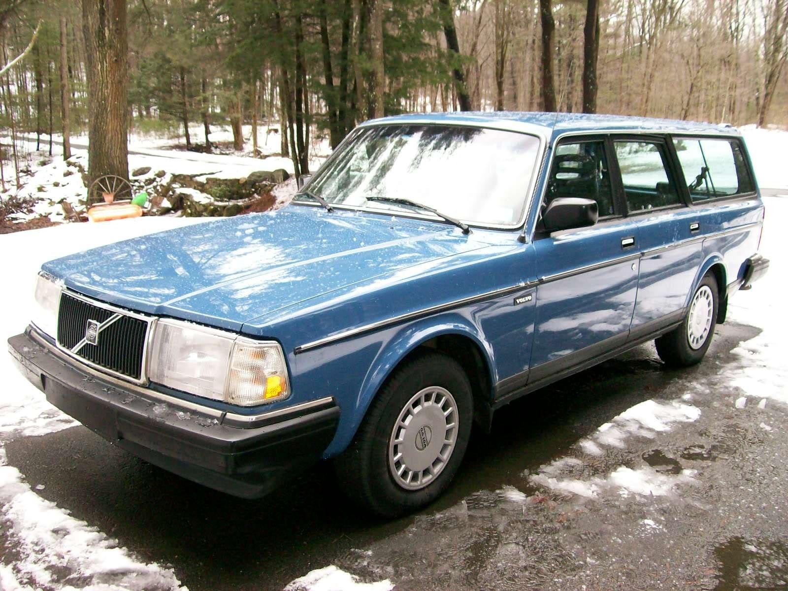 volvo240DLpower's Volvo 240 DL Wagon: Readers Rides: