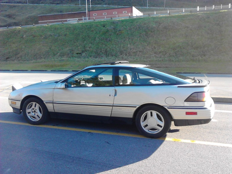 Dansxr2s Ford Probe GT Turbo Readers Rides