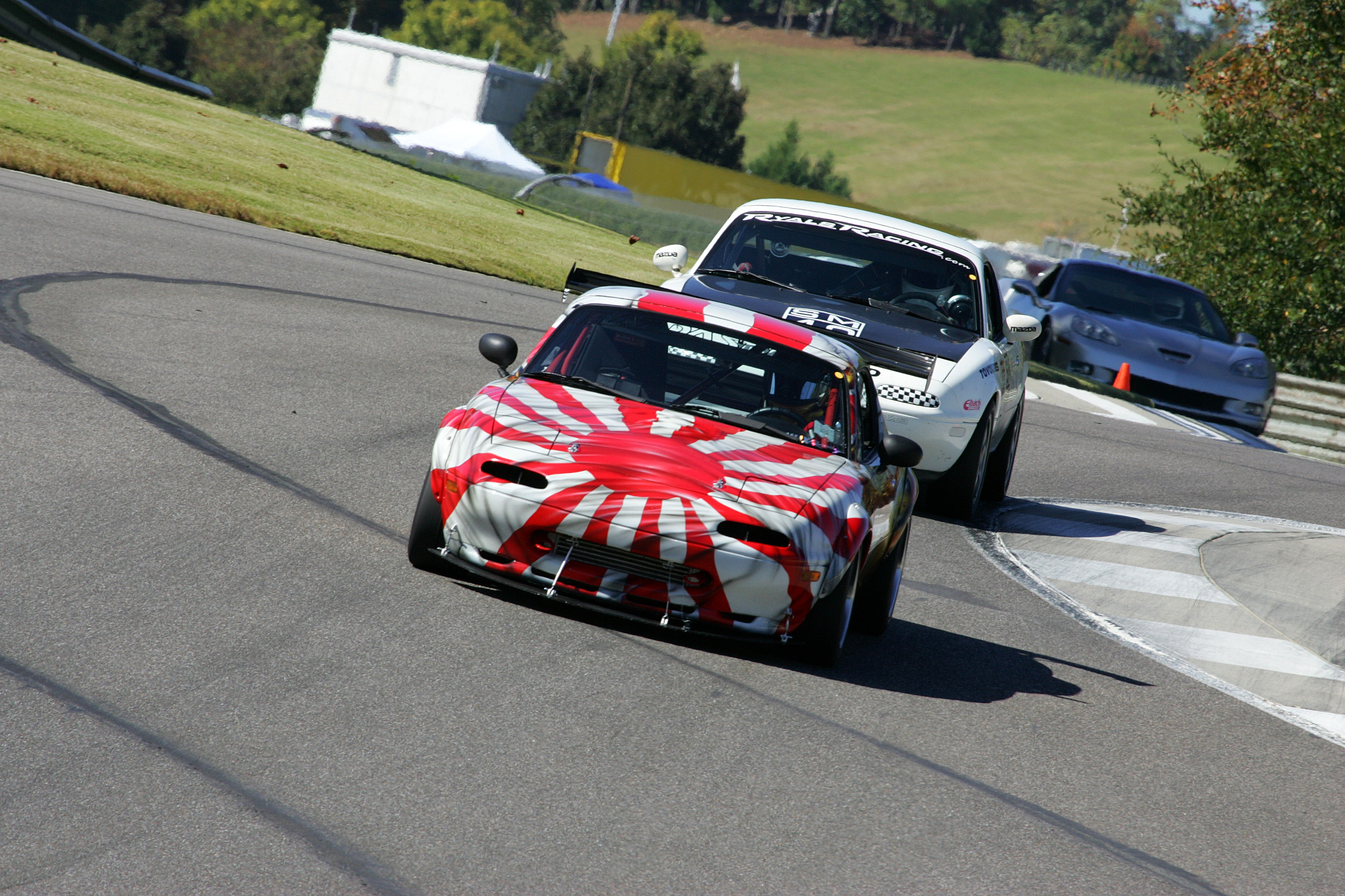 photo horsepower chicken a miata st fuel homebuilt bbq turbo adam in hubert mazda seeking miller feature