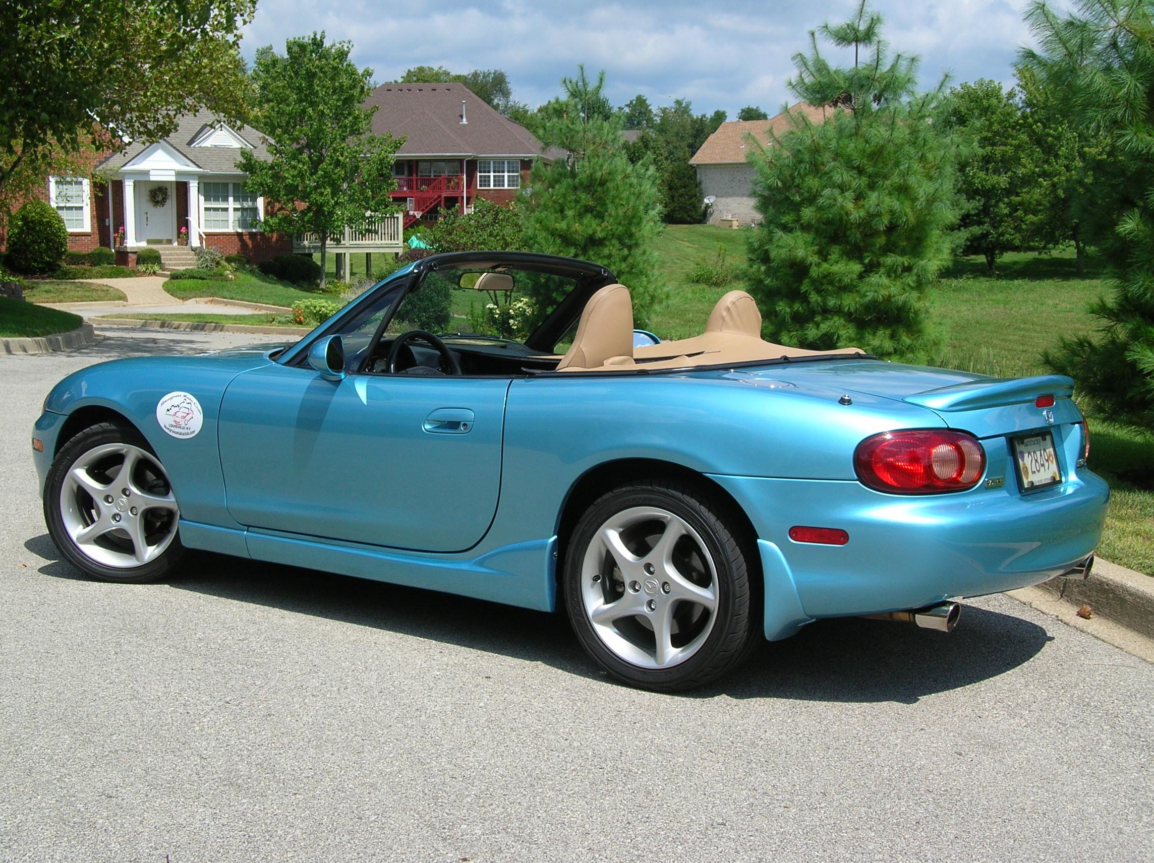 Rupert's Mazda Miata LS: Readers Rides: