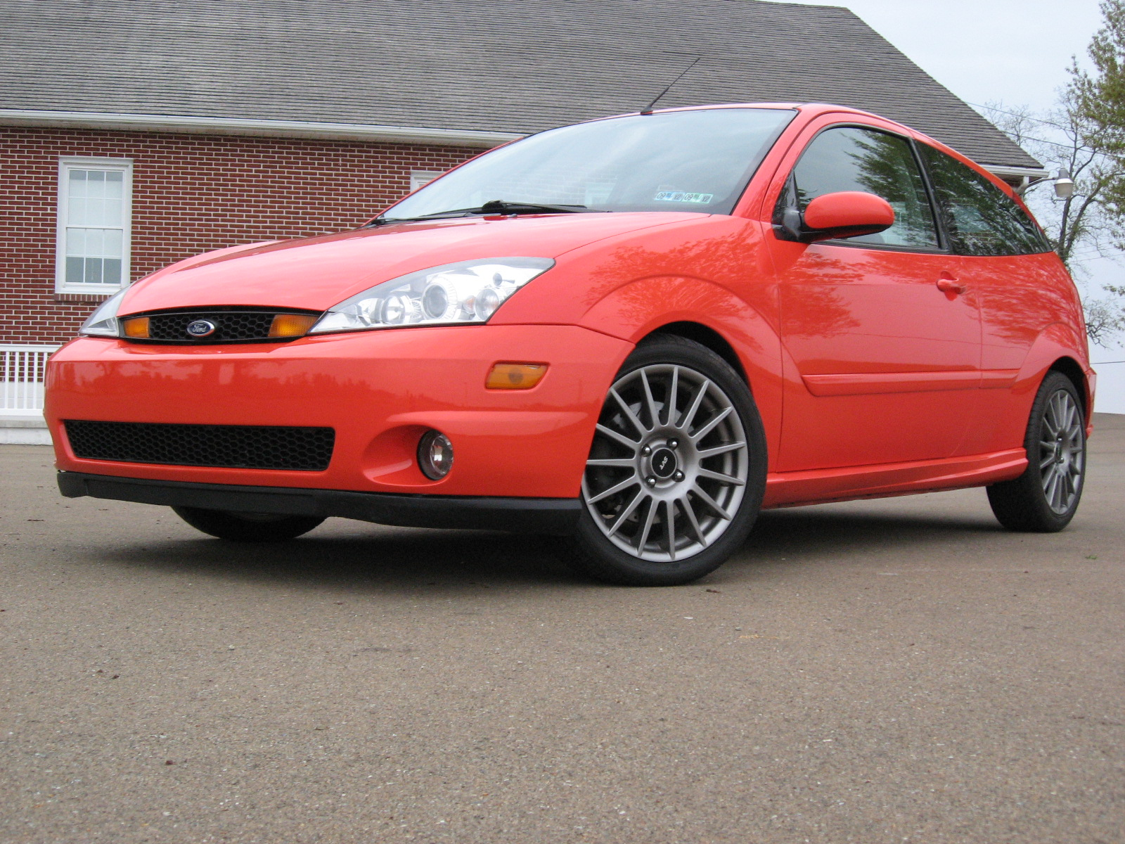 Nitroracers ford focus svt readers rides