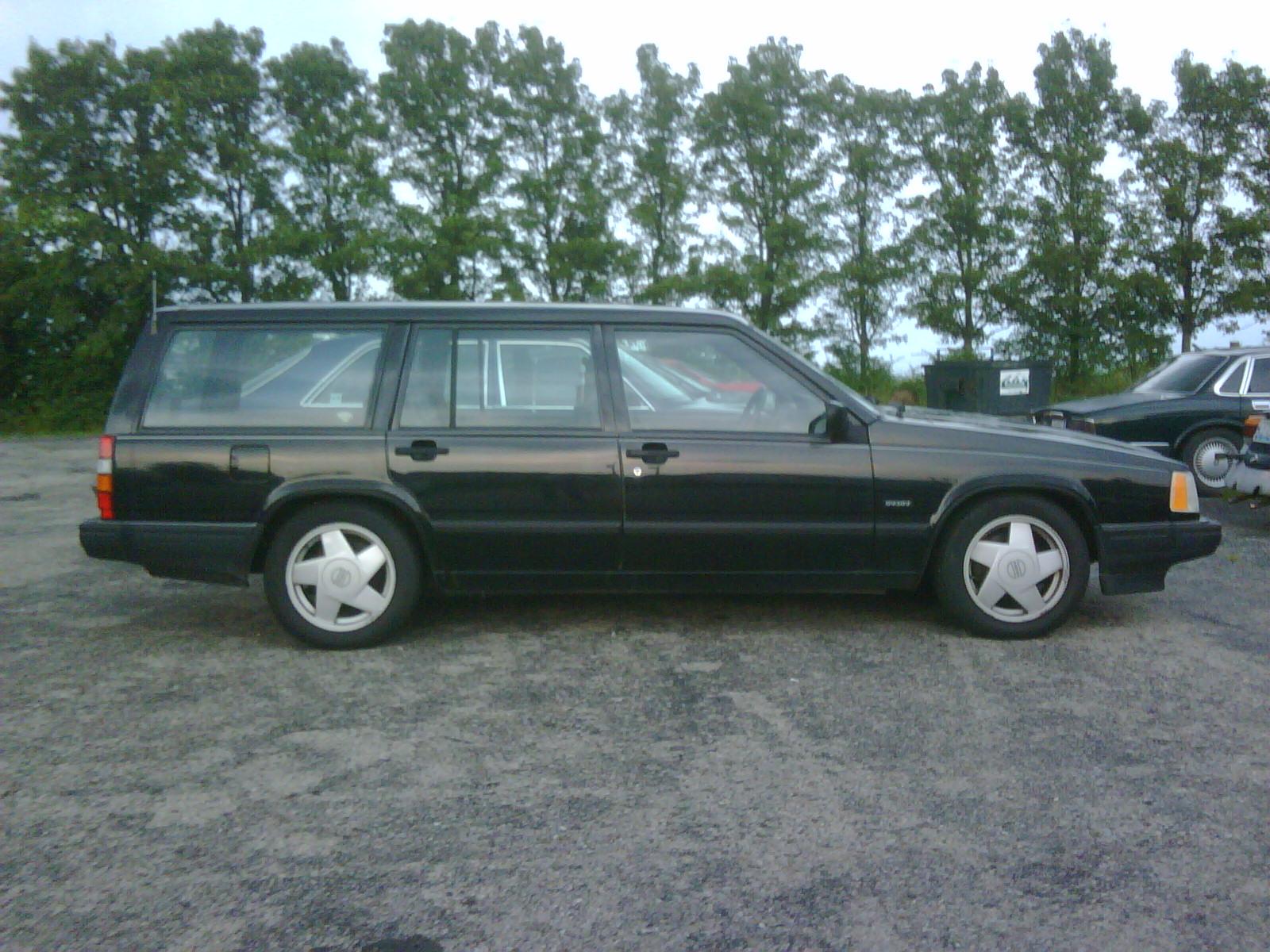 plance1's Volvo 940 turbo wagon: Readers Rides: