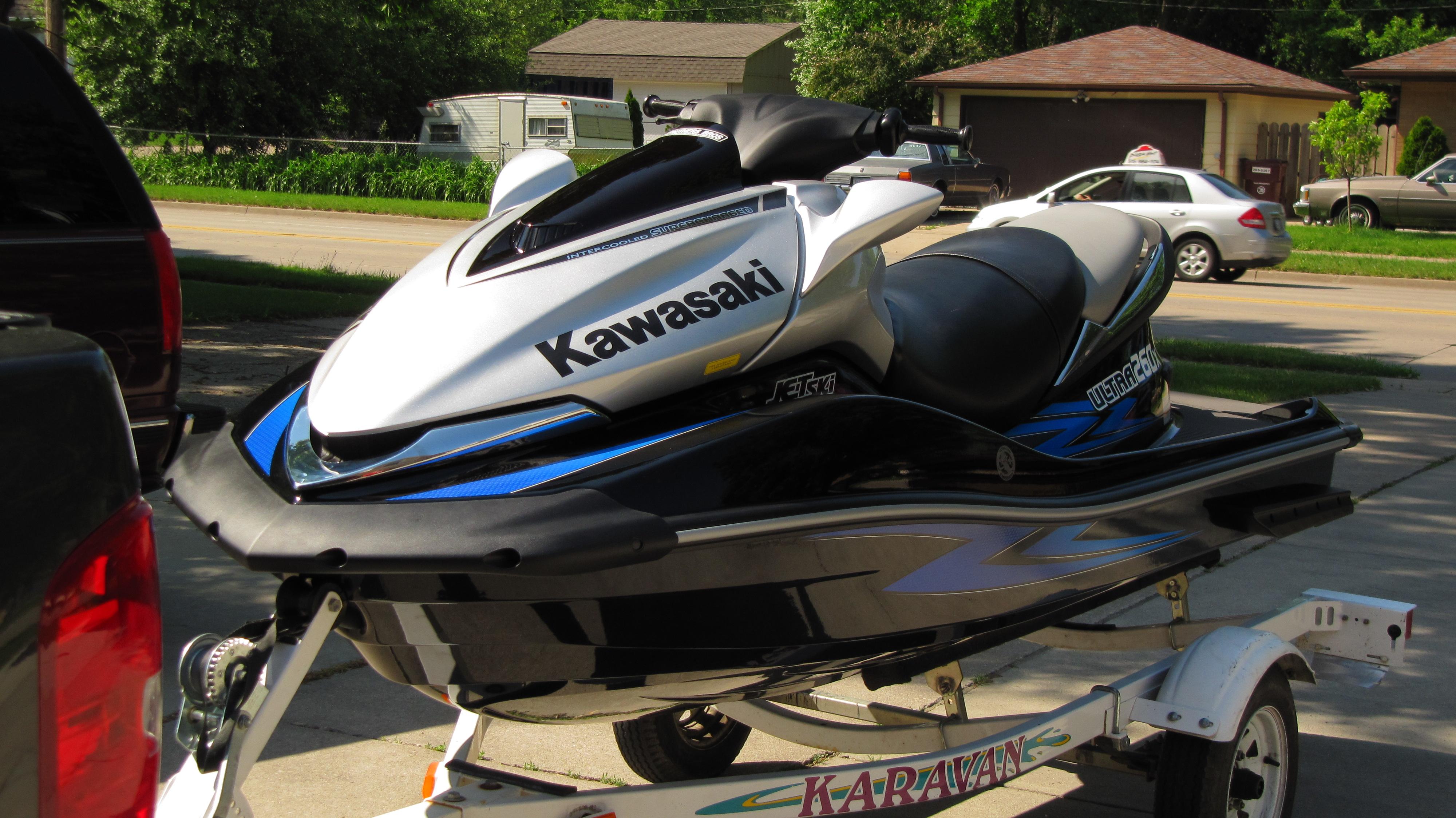 kawi109's Other Kawasaki Ultra 260x: Readers Rides: