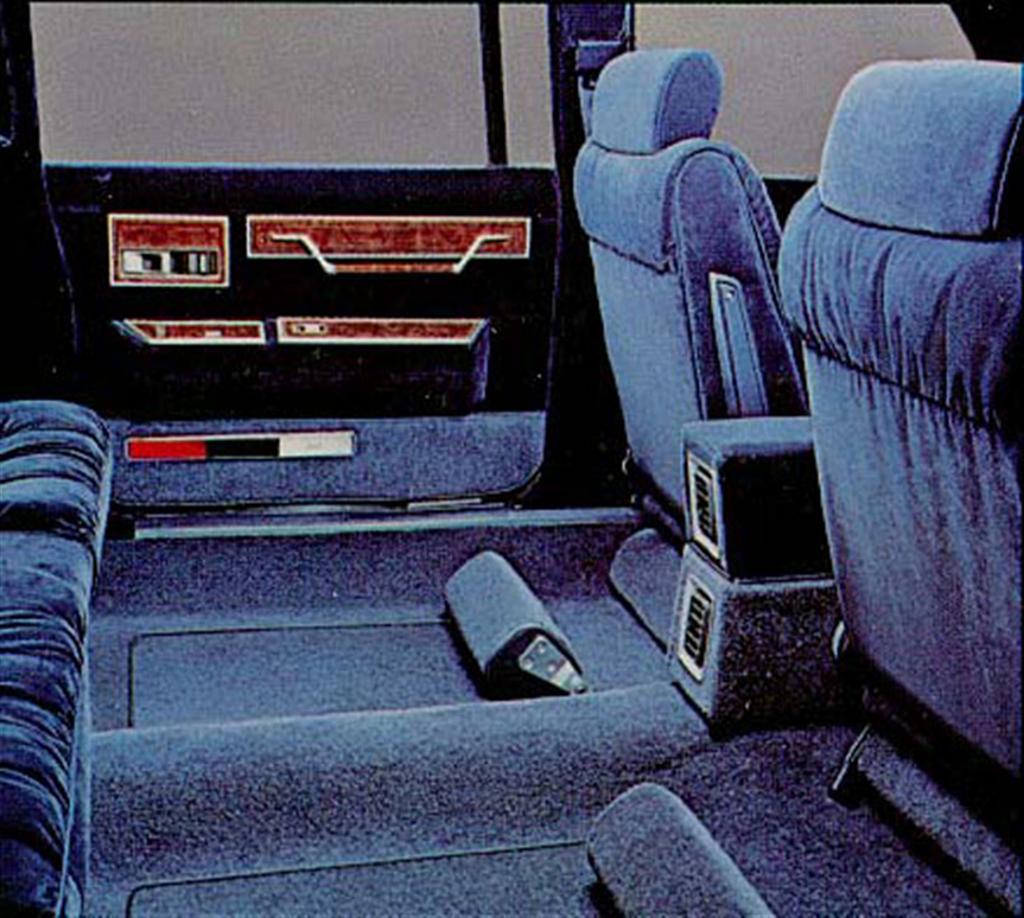 "Second Chance Car Lot >> Vigo's Chrysler ""Executive Sedan"": Readers Rides:"